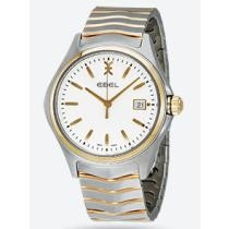 65% off Ebel Wave White Dial Men's Watch