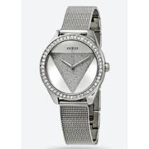 65% off Guess Tri Glitz Crystal Silver Dial Ladies' Watch