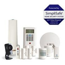 65% off SimpliSafe 12-Piece Home Security System w/ HD Camera & Smoke Detector + Free Shipping