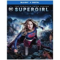 65% off Supergirl: The Complete Third Season Blu-ray