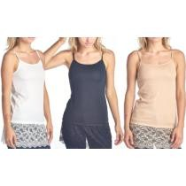 65% off Women's Long Camisole Lace Extender (3-Pack)