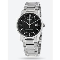 66% off Tissot T-Classic Automatic Black Dial Men's Watch