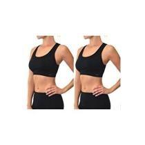 67% off 2 Pack Unibasic Women's Seamless Sports Bra