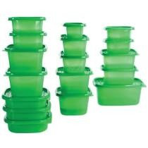68% off 50-Piece Always Fresh Air Loc Food Containers + Free Shipping