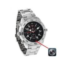 68% off 8GB Digital Camera Spy Watch w/ Built-In Microphone