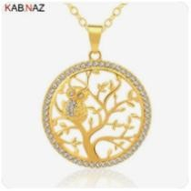 68% off Tree of Life Owl Pendant Necklace