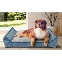 69% off Large Deluxe Chaise Lounger Pet Bed