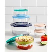 69% off Pyrex 12-Piece Food Storage Set