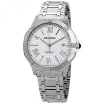 69% off Saratoga Silver Dial Men's Watch