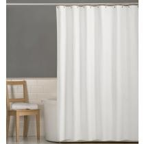 $7 Mainstays Water Repellent Fabric Shower Curtain