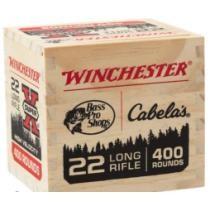 7% off Winchester Super-X Rimfire Ammo w/ Collectable Wooden Box
