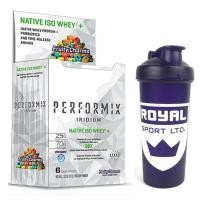 70% off 36 Pack of Performix Iridium Native Iso Whey Protein Supplements + Free Shipping