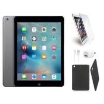 "70% off Apple iPad Air 9.7"" Tablet Bundle w/ Case & Screen Protector"