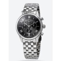 70% off Frederique Constant Classics Chronograph Dark Grey Dial Men's Watch