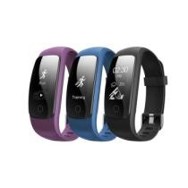 "70% off ID107Plus HR Weather Display GPS Fitness Tracker w/ 0.96"" OLED Touch"