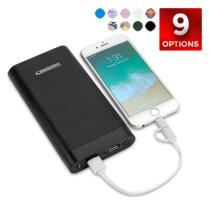 70% off InstaCharge 16000 mAh Dual USB Portable Power Banks