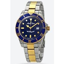 70% off Mathey-Tissot Rolly Vintage Blue Dial Men's Watch
