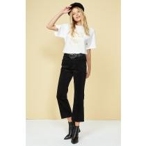 70% off Minkpink Gio Kick Flare Cord Pant