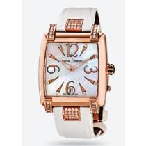 70% off Ulysse Nardin Caprice Automatic Diamond White Mother of Pearl Dial Ladies' Watch