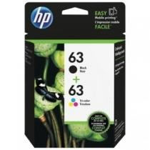 71% off 2-Pack: HP 63 Combo Ink Cartridges