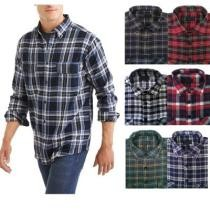 71% off 4 Pack of National Outfitters Men's Flannel Shirts + Free Shipping