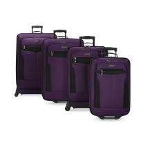 71% off Segovia 4 Piece Spinner Luggage Set