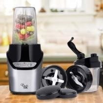 72% off 8-Piece: Chef's Star Nutri Extractor - Personal Blender Mixer