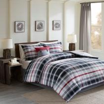 72% off Black Forest Oversized Comforter Set