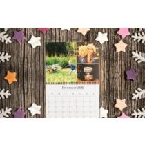 72% off Custom Photo Calendar
