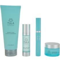 72% off TULA by Dr. Raj Antiaging 4-Piece Face & Eye Essentials