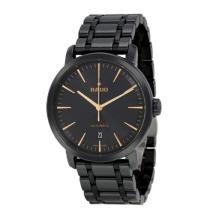 73% off Men's Diamaster Ceramic Black Dial Watch