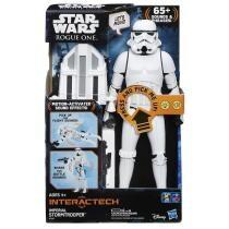 73% off Star Wars Interactech Imperial Stormtrooper Figure