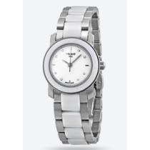 73% off Tissot T-Trend Cera White Ceramic Diamond Ladies' Watch