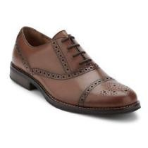 74% off G.H. Bass & Co. Men's Classic Cap Toe Lace-up Oxford Shoes + Free Shipping