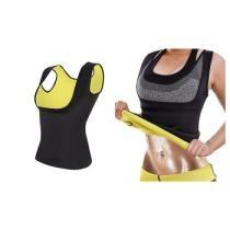 74% off Hot Sauna Sweat Vest Slimming Waist Trainer Shaper Weight Loss Tank