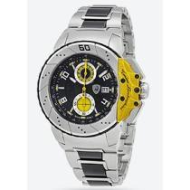 74% off Lamborghini Brake Black Dial Men's Chronograph Watch