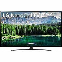 "75"" LG 75SM8670PUA 4K HDR Smart LED NanoCell TV w/ AI ThinQ"