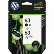 75% off 2 Pack of HP 63 Combo Ink Cartridges