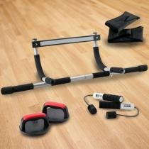 75% off 4-Piece Iron Gym Total Body Fitness Kit