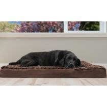 75% off FurHaven Deluxe Ultra-Plush Orthopedic Pet Dog Bed