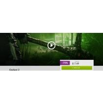 75% off Outlast 2 Game