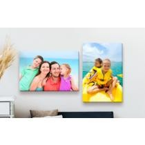 "76% off 24"" x 36"" Portrait & Landscape Single Canvas Print"