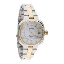 77% off Shinola Women's Gomelsky Two-Tone Quartz Watch + Free Shipping