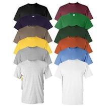 78% off 6 Pack of Moisture Wicking Anti-Microbial Performance Short Sleeve T-Shirts + Free Shipping