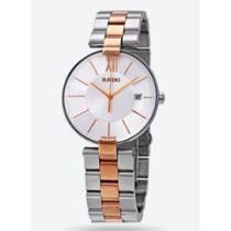 78% off Rado Coupole Silver Dial Two-tone Watch