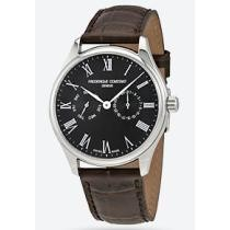 79% off Frederique Constant Classics Black Dial Men's Watch