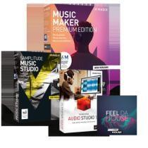 79% off Music Maker 2019 Premium Edition Software + 2 Free Soundpools