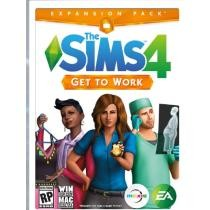 8% off The Sims 4 Get To Work Origin CD Key