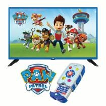 "$80 32"" Paw Patrol HD (720p) LED TV w/ Built-In TV Tuner"