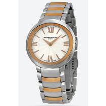 80% off Baume Et Mercier Promesse Two-tone Ladies' Watch